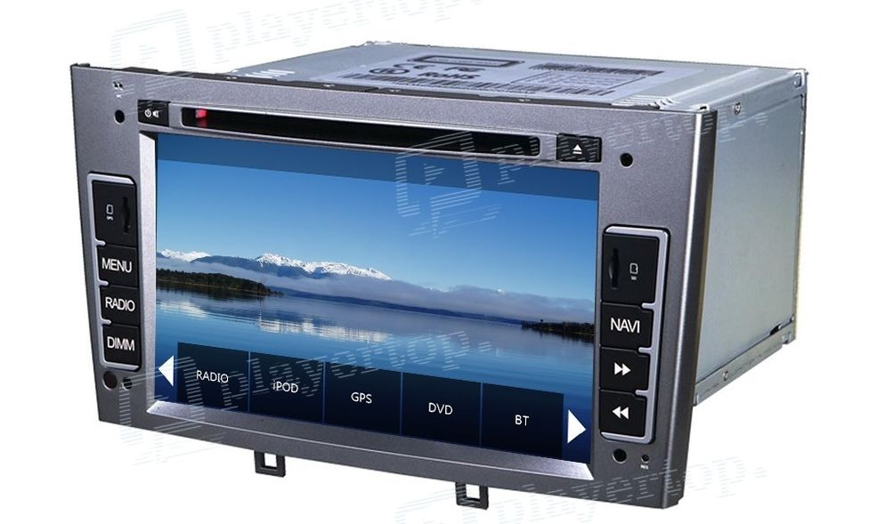 autoradio gps multimedia